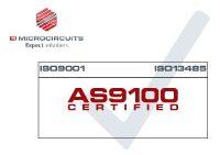EI Microcircuits earns AS9100D Certification